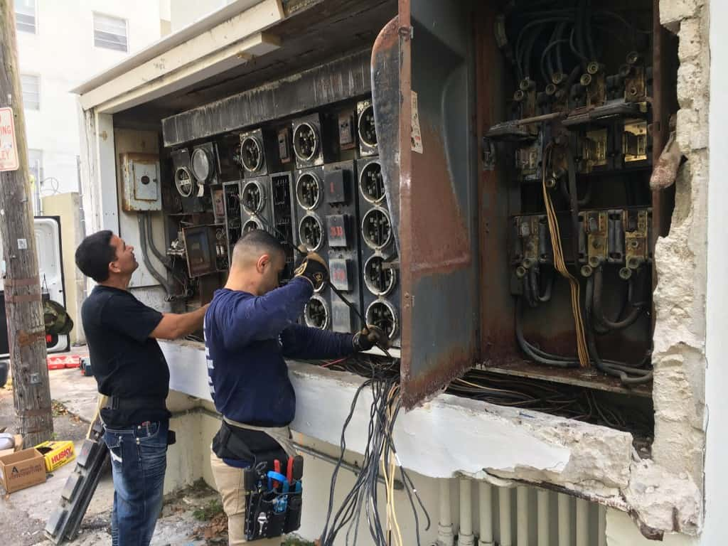 Electrical Panel Upgrade - 2