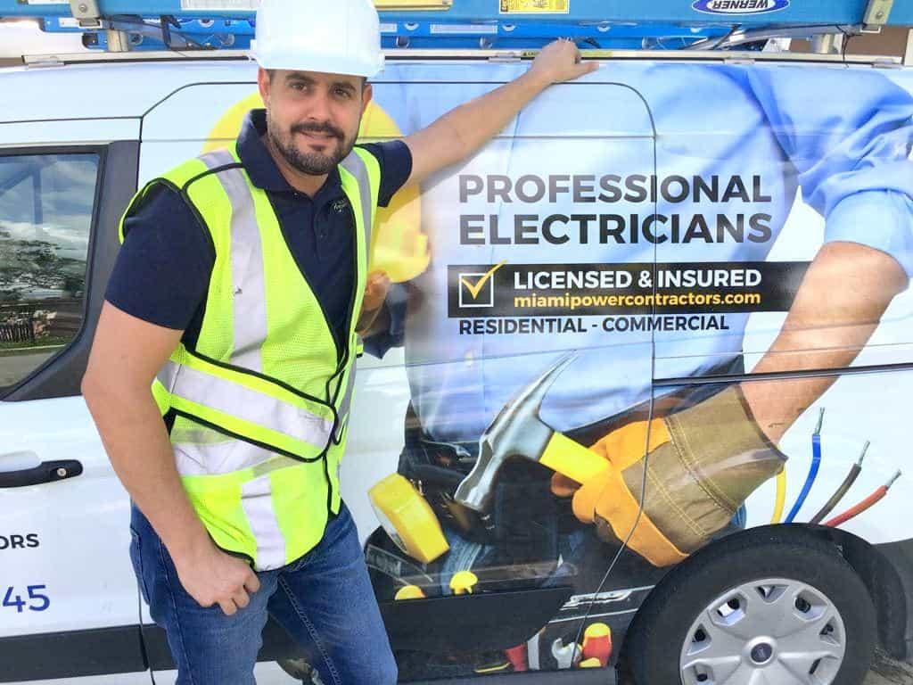 Digsan Suarez - Miami Power Contractors CEO