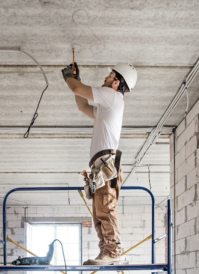 When to call electricians