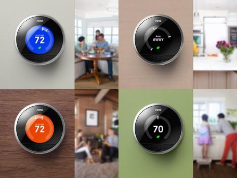 Nest Thermostats