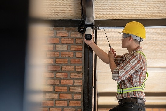 Our Security Camera Installation Company