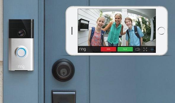 Ring doorbell installers