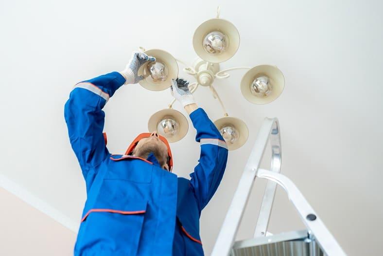 Light Fixtures Installation Company