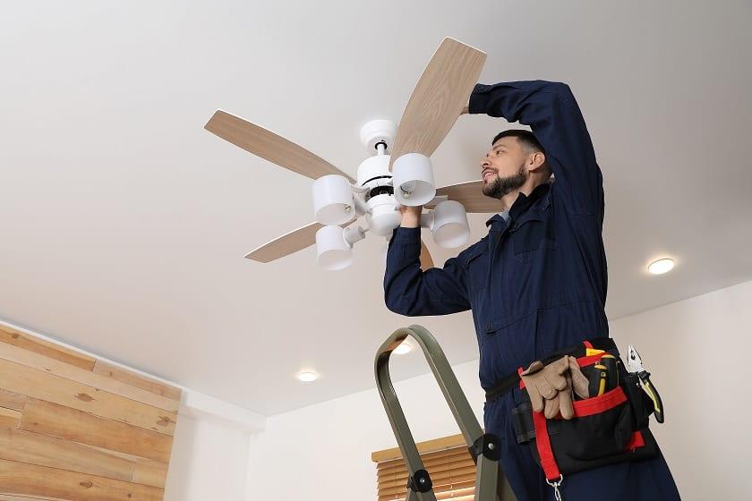 Ceiling Fan Electrician