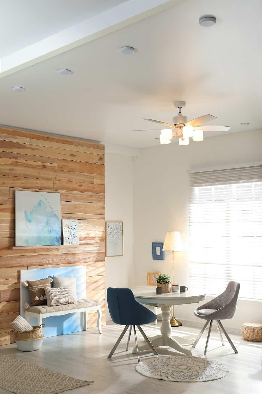 Ceiling Fan Installation Project