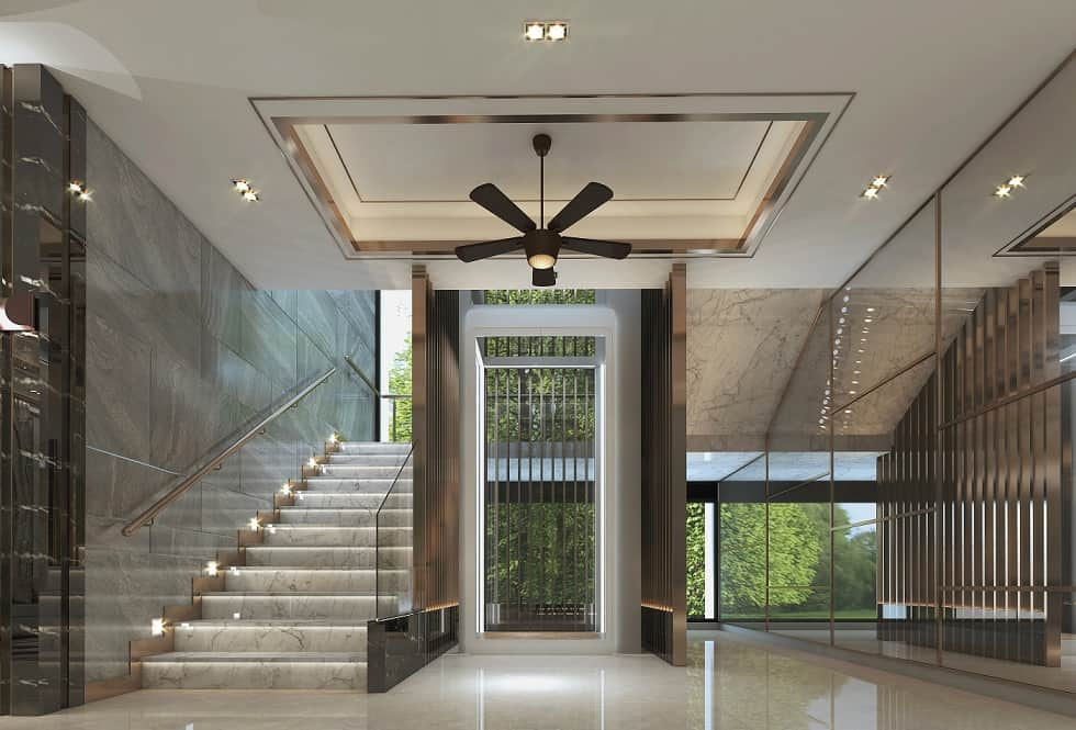 Commercial Ceiling Fan Installation Service