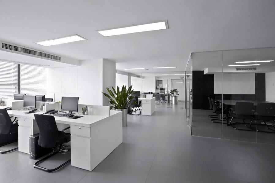 Commercial LED Light Installation Service