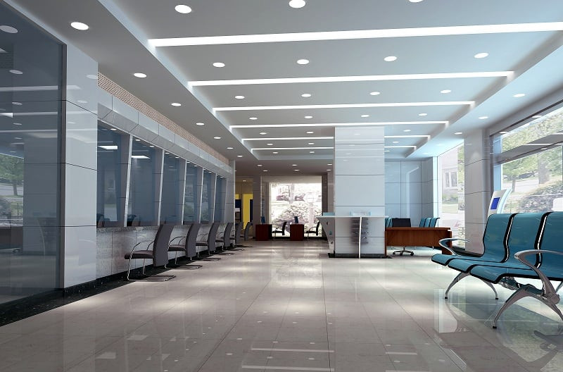 Commercial Recessed Lighting Installation Service