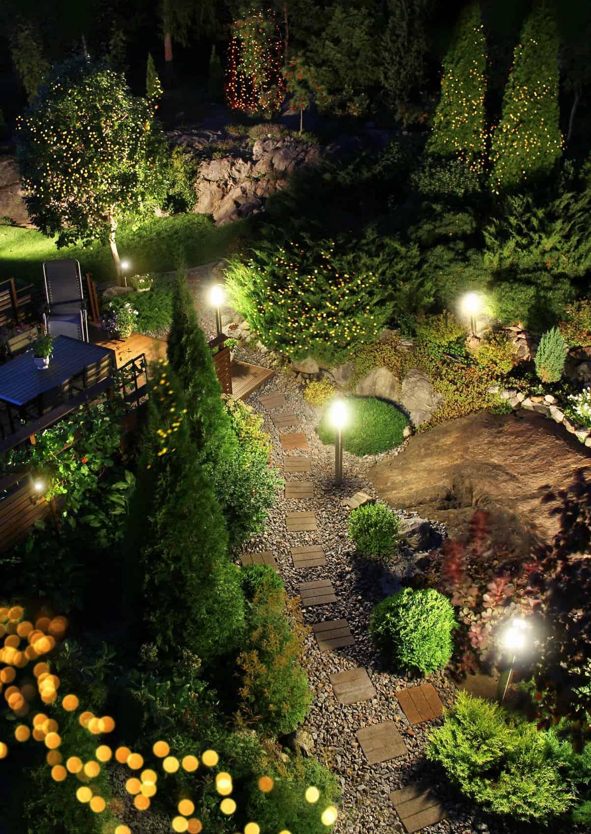 Landscape Lighting Installers