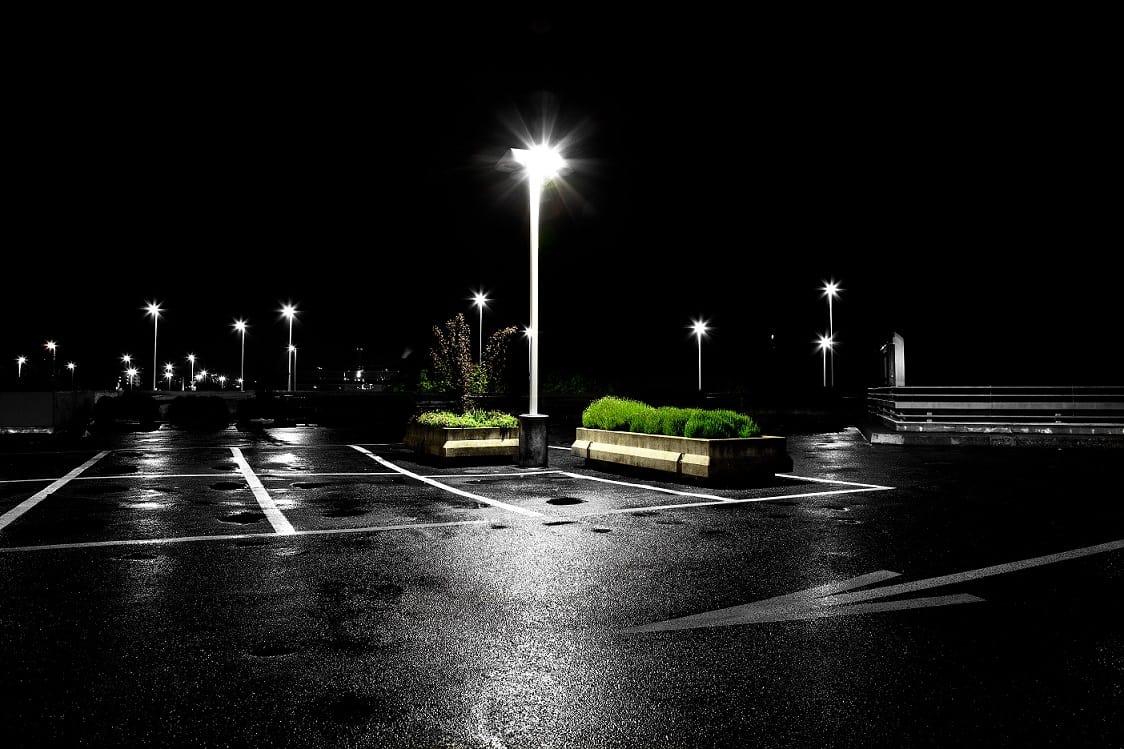 Our Parking Lot Light Repair Service
