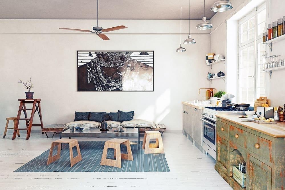 Residential Ceiling Fan Installation Service
