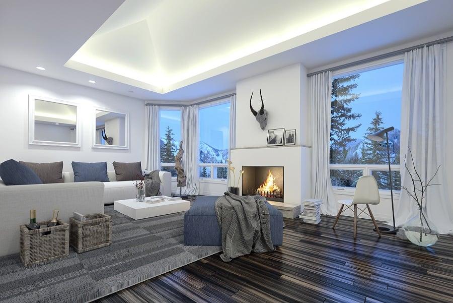 Residential LED Light Installation Service